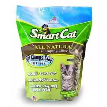 美家Smartcat天然植物猫砂 5磅(约2.27kg)